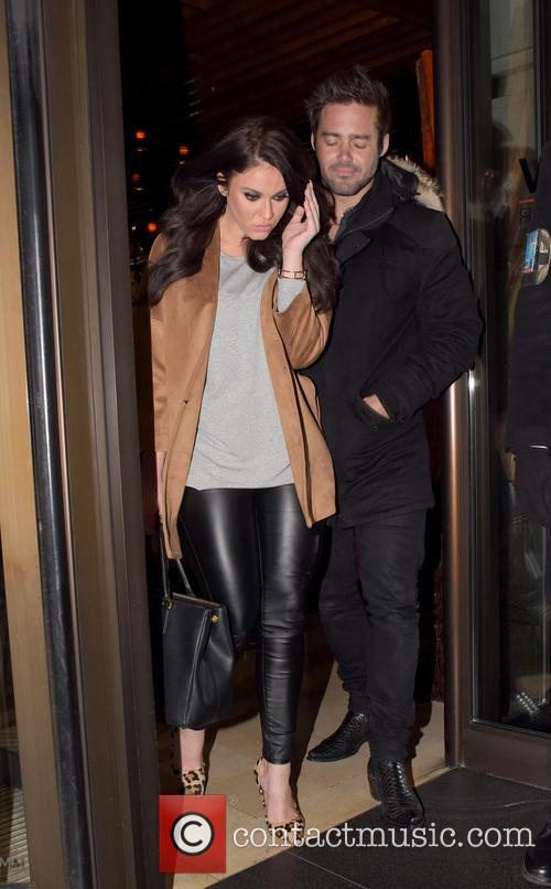 Spencer Mathews, Vicky Pattison and Spencer Matthews 5