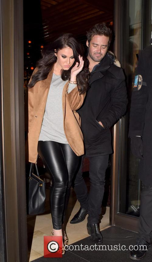 Spencer Mathews, Vicky Pattison and Spencer Matthews 6