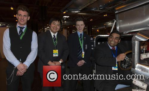 Stuart Chau, Ethan Dunbar Baker, Rogan Mcgilp and Khalid Mahmood 5