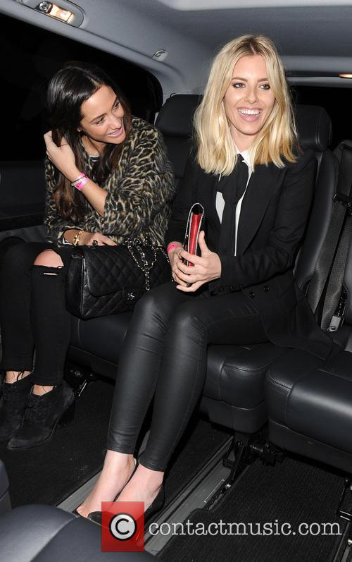 Frankie Bridge and Mollie King 3