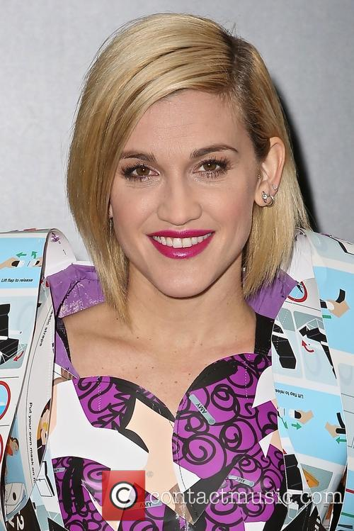 Ashley Roberts Photocall