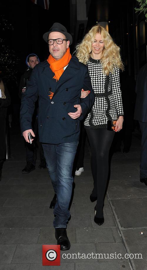 Matthew Vaughn and Claudia Schiffer 1