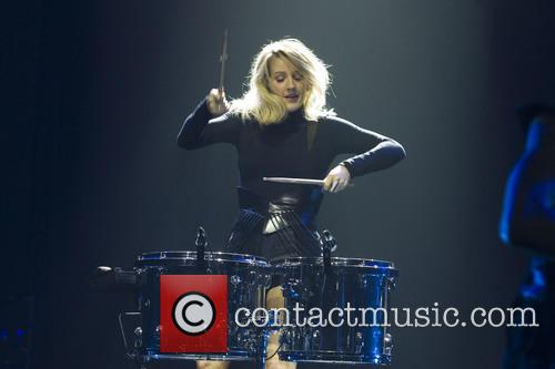 Ellie Goulding performs at The SSE Hydro