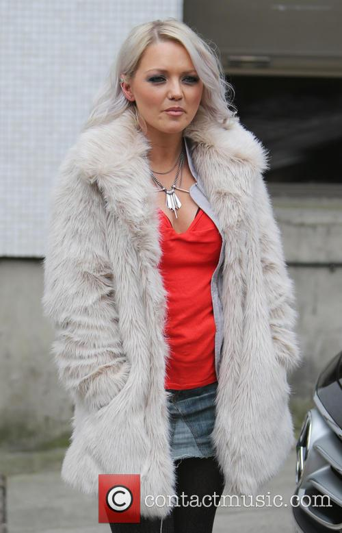 Hannah Spearritt 8