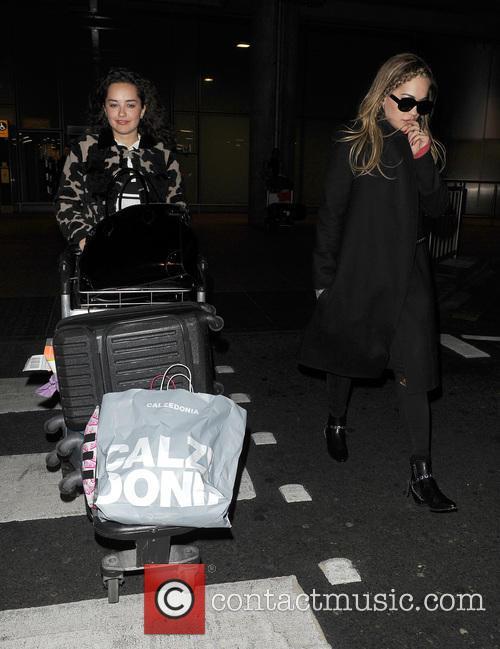 Elena Ora and Rita Ora 2