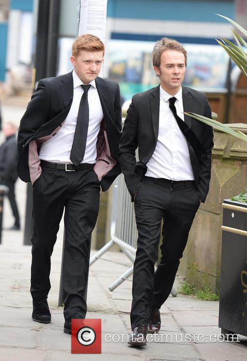 Sam Aston and Jack P Shepherd 2