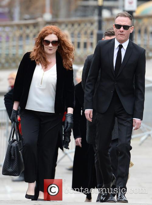 Jennie Mcalpine and Antony Cotton 1