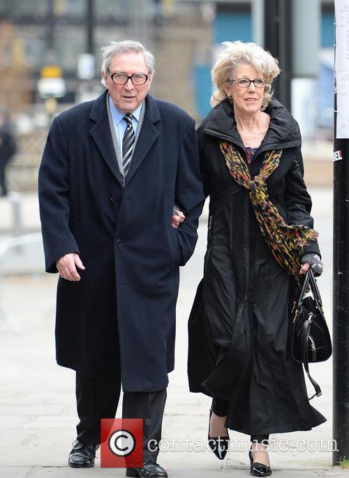 Sue Nicholls and Mark Eden 2