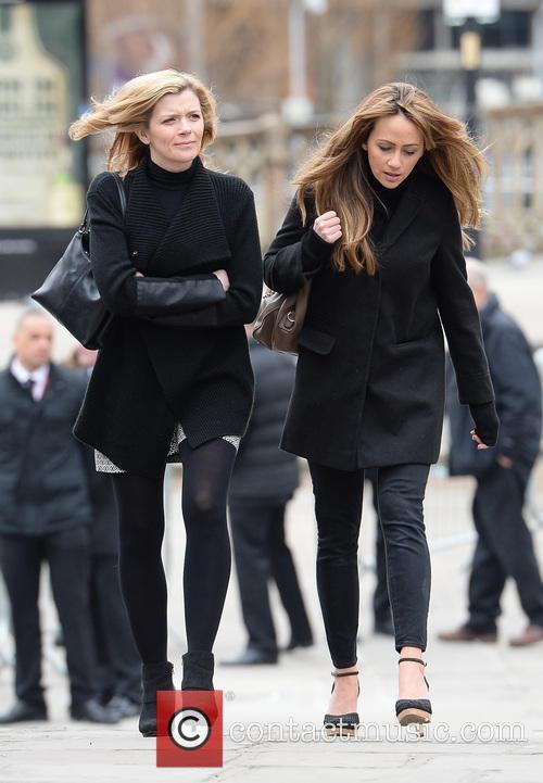 Jane Danson and Samia Ghadie 1