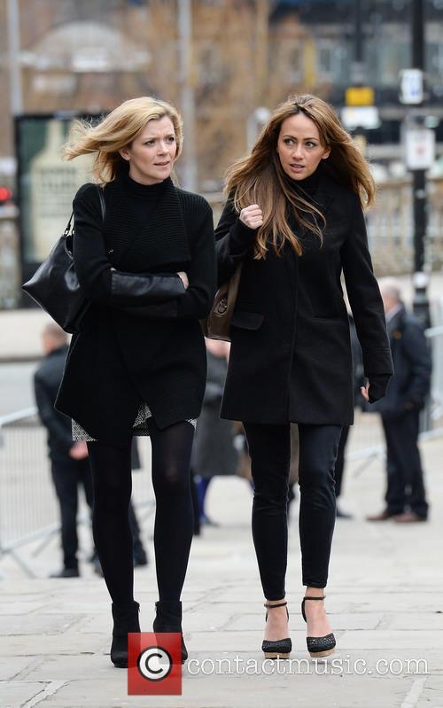 Jane Danson and Samia Ghadie 2