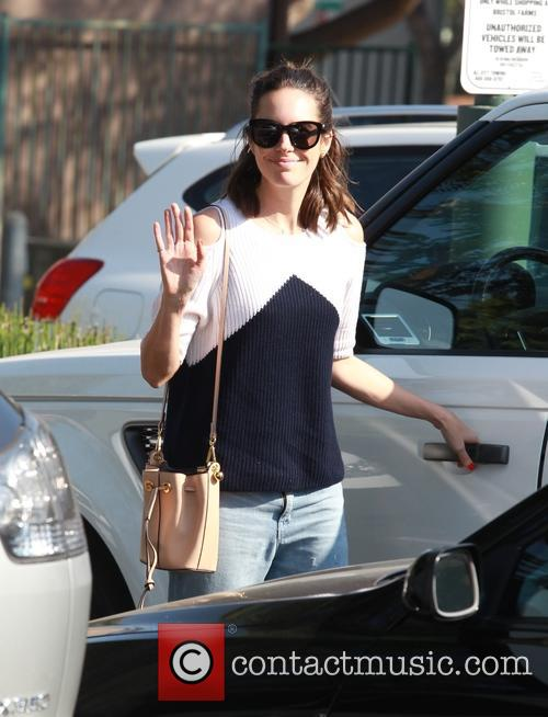 Louise Roe out and about in Los Angeles