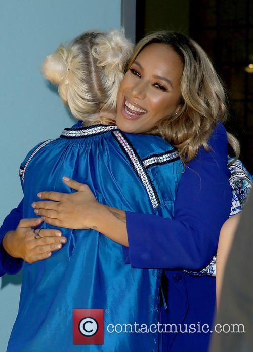 Natasha Bedingfield and Leona Lewis 1