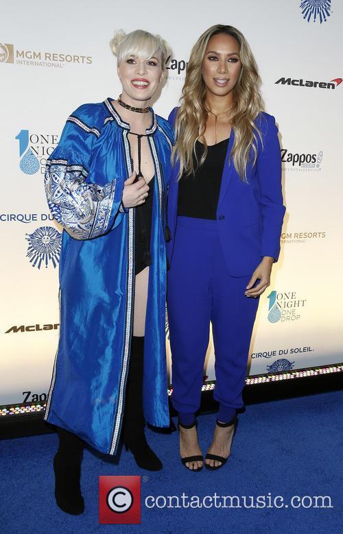 Natasha Bedingfield and Leona Lewis 3
