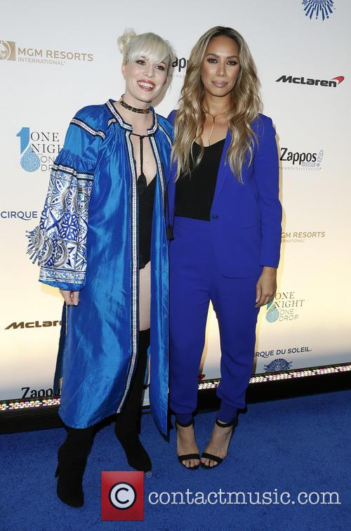 Natasha Bedingfield and Leona Lewis 4