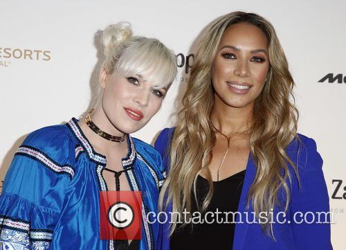 Natasha Bedingfield and Leona Lewis 5