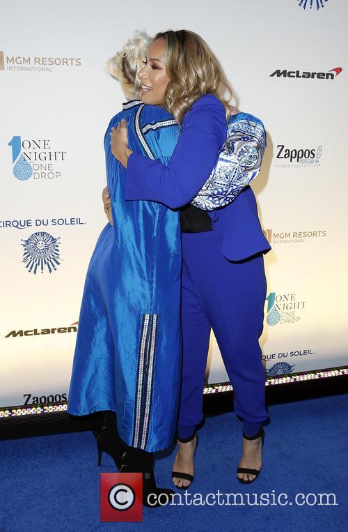 Natasha Bedingfield and Leona Lewis 6