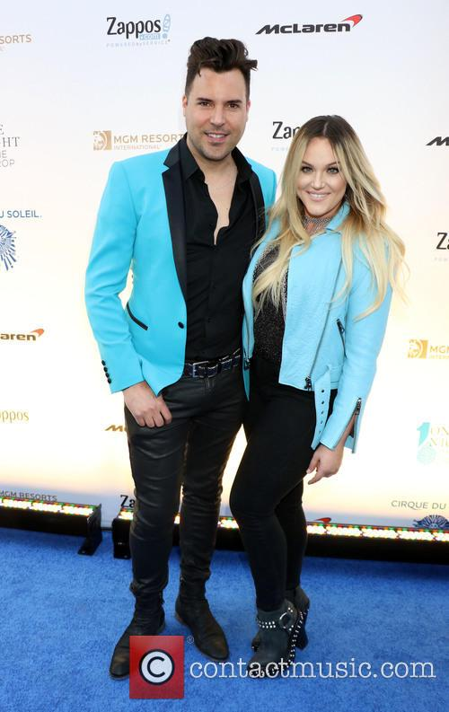 Frankie Moreno and Lacey Schwimmer 1