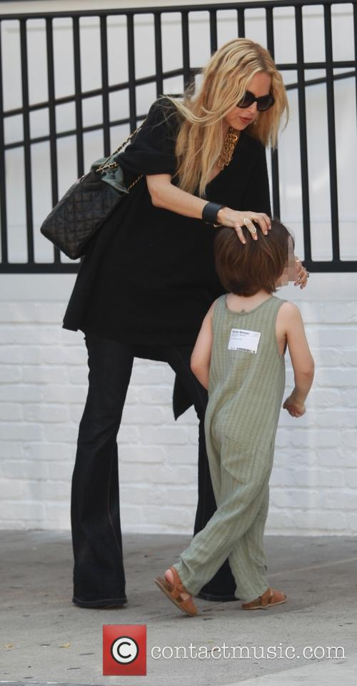 Rachel Zoe and Skyler Morrison Berman 5