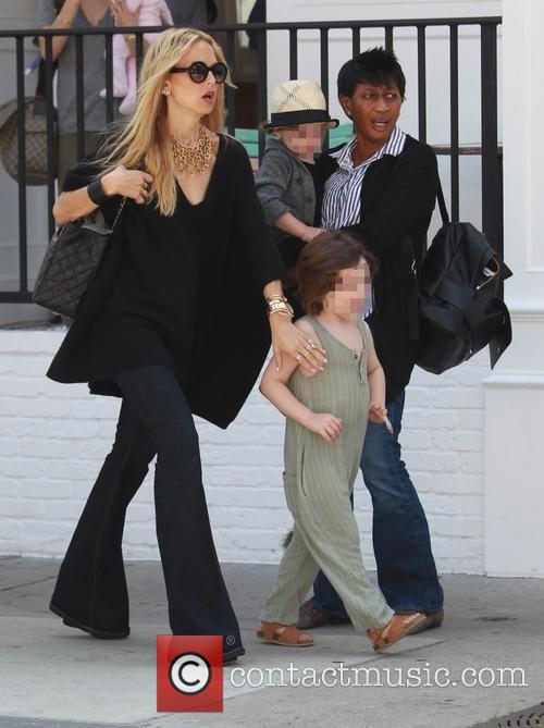 Rachel Zoe, Kaius Jagger Berman and Skyler Morrison Berman 8