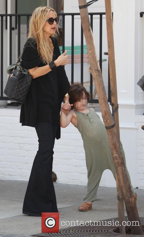 Rachel Zoe and Skyler Morrison Berman 10