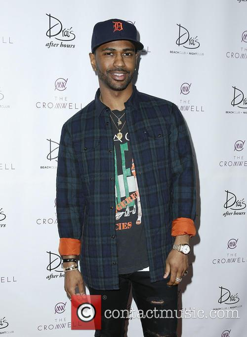 Big Sean Celebrates birthday at Drais Nightclub