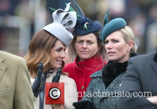 Zara Phillips 4