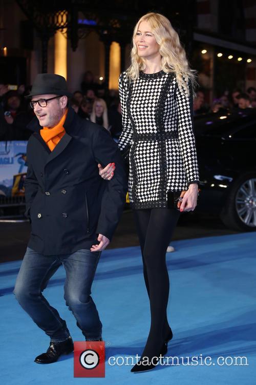 Matthew Vaughn and Claudia Schiffer 2