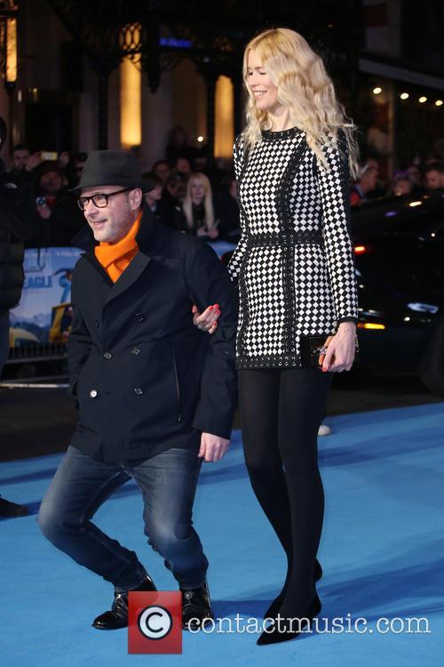 Matthew Vaughn and Claudia Schiffer 3