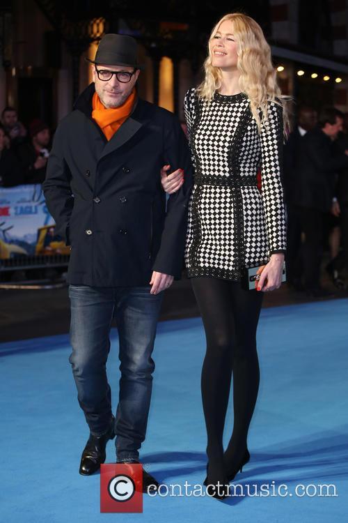 Matthew Vaughn and Claudia Schiffer 4
