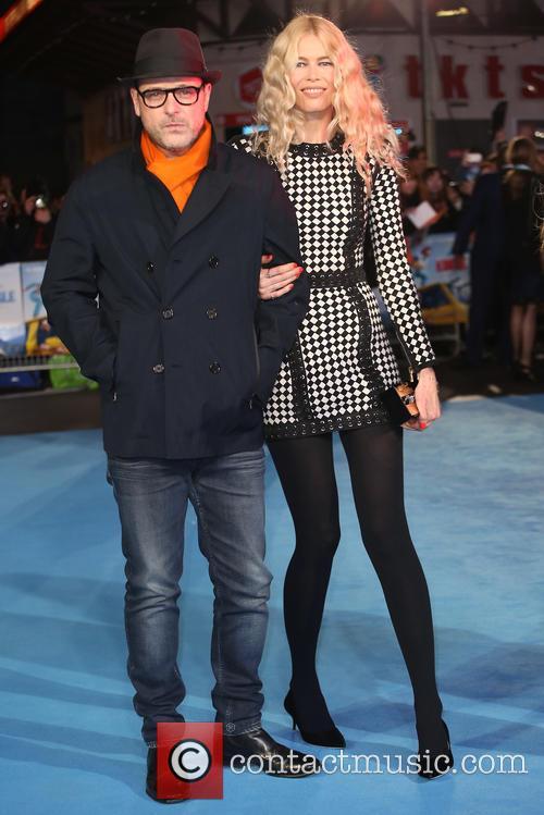 Matthew Vaughn and Claudia Schiffer 6