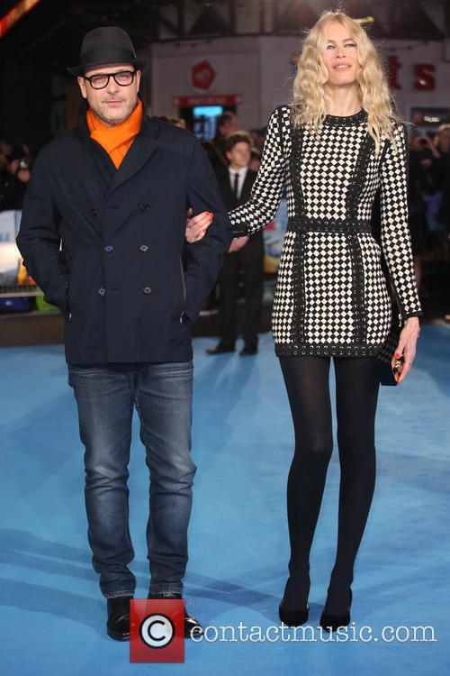 Matthew Vaughn and Claudia Schiffer 7