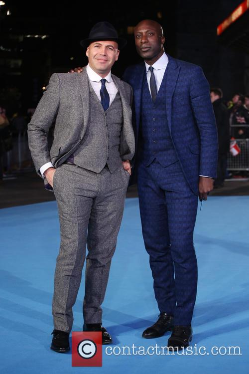 Billy Zane and Ozwald Boateng 2