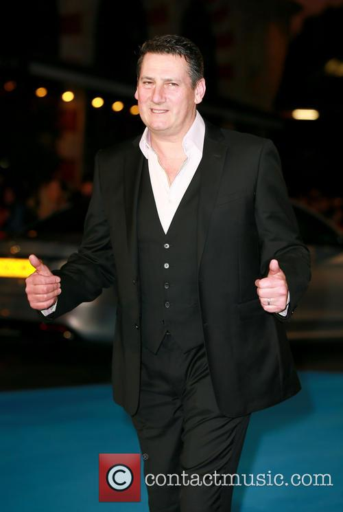 'Eddie The Eagle'European  film premiere