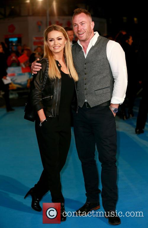 Ola Jordan and James Jordan 2