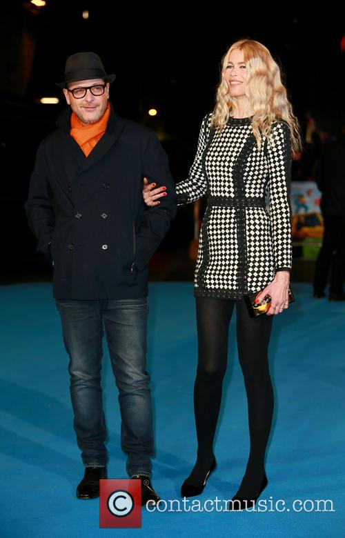 Claudia Schiffer and Matthew Vaughn 3