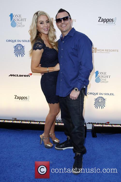 Kelly Tuttle and Steve Stevens 1