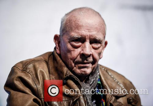 Interview with David Bailey at The Photography Show...