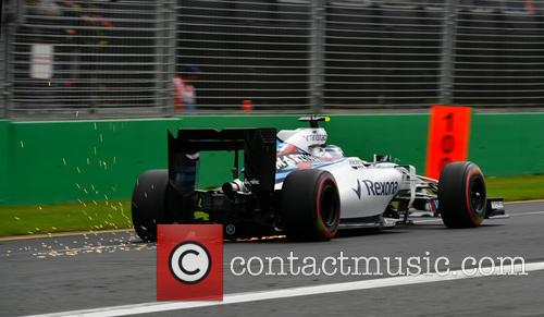 Formula One and Valateri Bottas 1