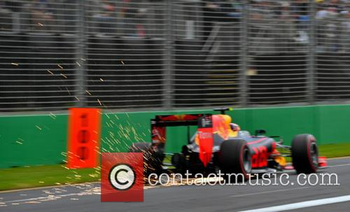 Formula One and Daniel Kvyat 3
