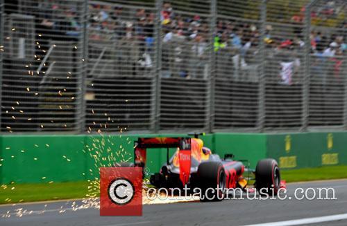 Formula One and Daniel Kvyat 4