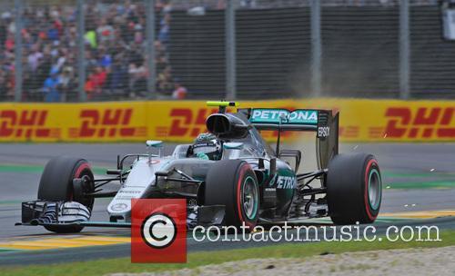 Nico Rosberg 3