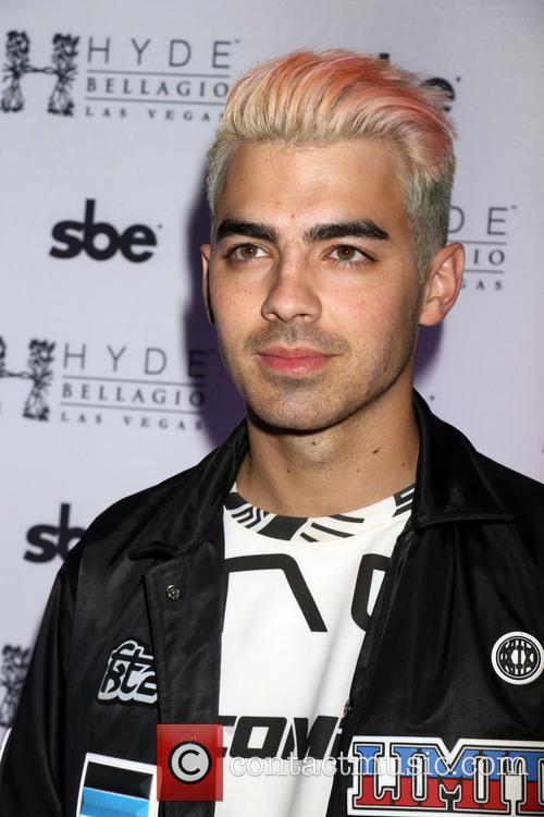 Joe Jonas Takes Over The DJ Booth at...