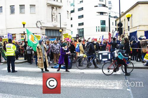 Demo Crowd and Supporters 2