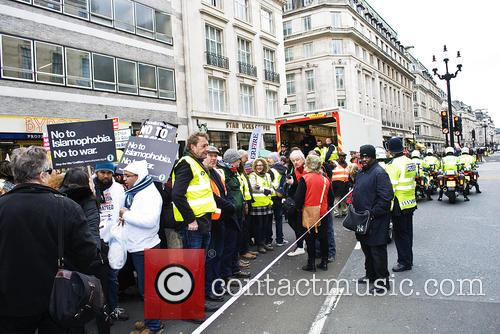 Demo Crowd and Supporters 3