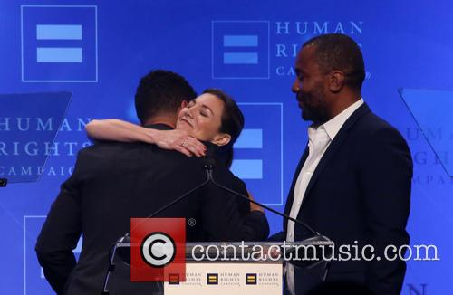 Jussie Smollett, Ilene Chaiken and Lee Daniels