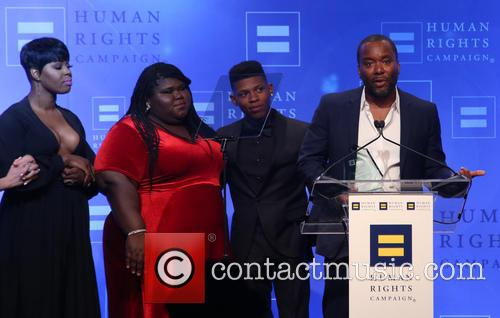 Ta'rhonda Jones, Gabourey Sidibe, Lee Daniels and Bryshere 'yazz' Gray 1