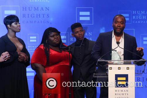 Ta'rhonda Jones, Gabourey Sidibe, Lee Daniels and Bryshere 'yazz' Gray 3
