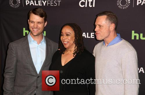 Jesse Spencer, S. Epatha Merkerson and Jason Beghe