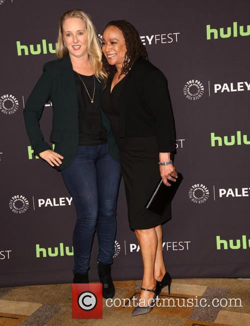 Jennifer Salke and S. Epatha Merkerson 1