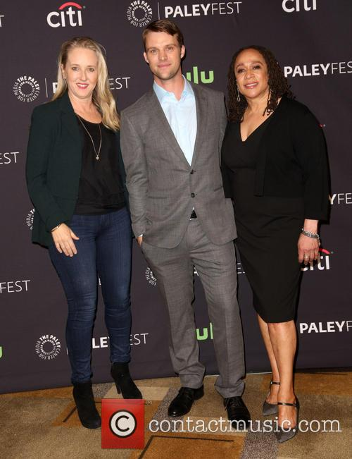 Jennifer Salke, Jesse Spencer and S. Epatha Merkerson 3